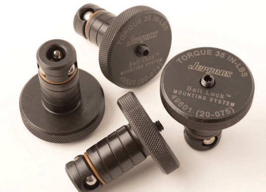 Ball Lock Clamping Devices