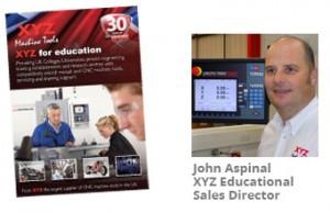 XYZ Education Brochure