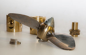 Lamb Engineering Propeller