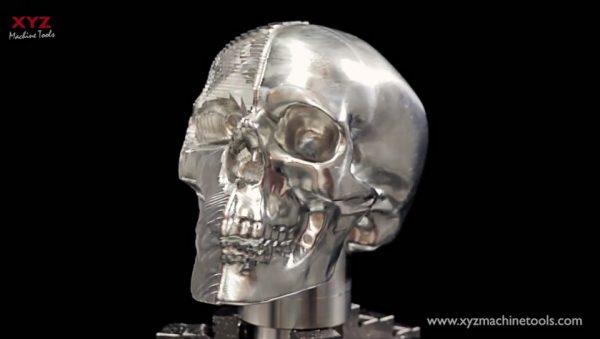 Skull CNC