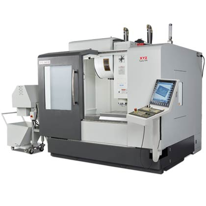 Vertical Machining Centres - VMC