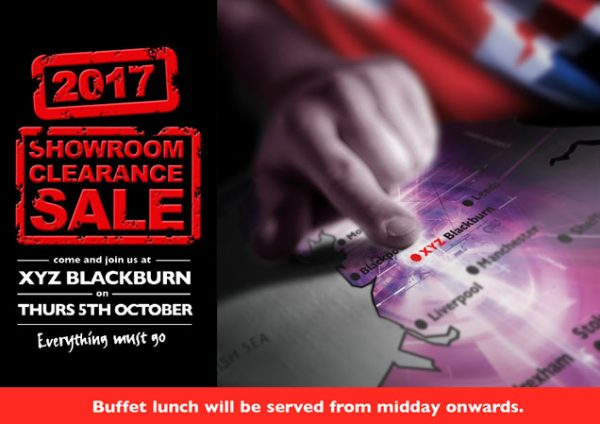 XYZ Blackburn Open Day 2017