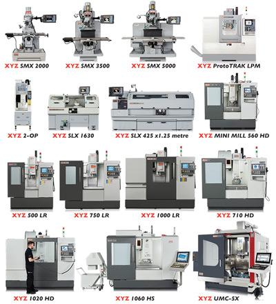 XYZ Machines