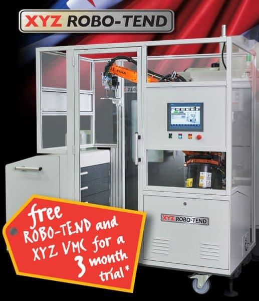 XYZ ROBO-TEND