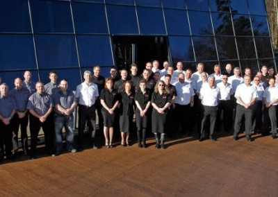 Experience adds value at XYZ Machine Tools